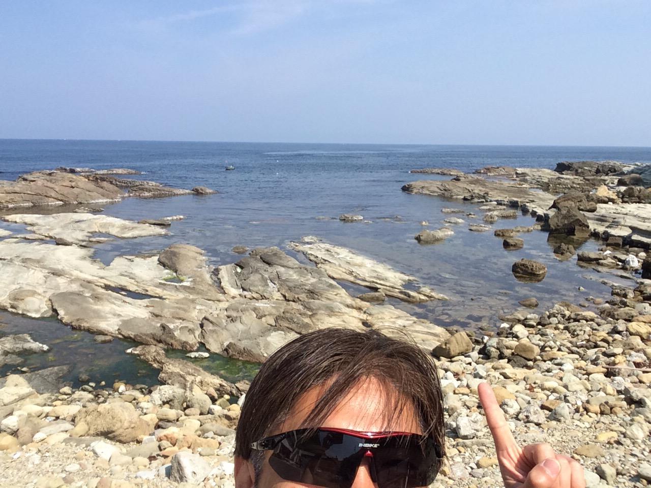 海に囲まれた国だから…海、楽しんでますか?