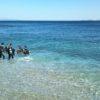 8月最後の海