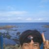 今日の海\(^o^)/