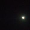 いい月ですやん(*^^*)