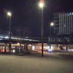 徐行不要!静かな夜の、ターミナル\(^o^)/