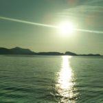家島の素敵な海です!