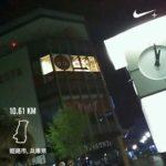 夜の姫路を…駆け抜けるの巻(*^^*)
