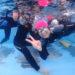 マリンスポーツ部でダイビングを身につける高校生パワー!